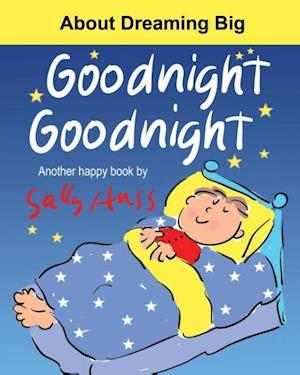 Bog, paperback Goodnight, Goodnight af Sally Huss