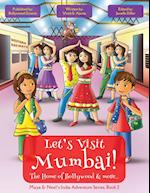 Let's Visit Mumbai! (Maya & Neel's India Adventure Series, Book 2) af Vivek Kumar, Ajanta Chakraborty
