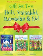 Gift Set Two (Holi, Ramadan & Eid, Vaisakhi)