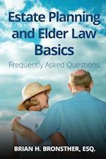 Estate Planning and Elder Law Basics