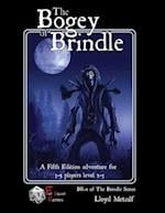 The Bogey of Brindle: An adventure for 5E or similar system of fantasy roleplaying games af Lloyd Metcalf