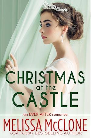 Bog, hæftet Christmas at the Castle af Melissa McClone