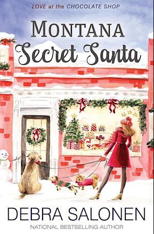 Bog, hæftet Montana Secret Santa af Debra Salonen