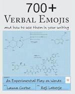 700+ Verbal Emojis