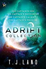 Adrift af T. J. Land