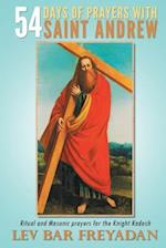 54 Days of Prayers with Saint Andrew