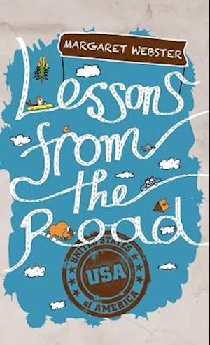 Bog, hardback Lessons from the Road af Margaret Webster