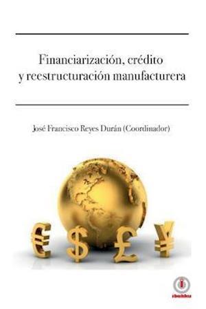 Bog, paperback Financiarizacion, Credito y Reestructuracion Manufacturera af Jose Francisco Reyes Duran