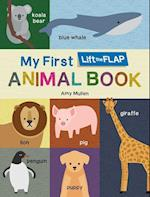 My First Lift-the-Flap Animal Book