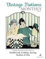 Vintage Notions Monthly - Issue 15
