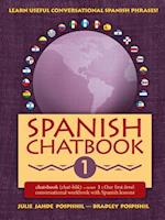 Spanish Chatbook 1: Our first-level conversational workbook with Spanish lessons