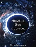 Hearing God Journal (Space)