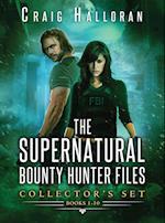 The Supernatural Bounty Hunter Files Collector's Set: Books 1-10: An Urban Fantasy Shifter Series
