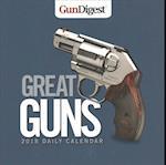 Gun Digest Great Guns 2018 Daily Calendar