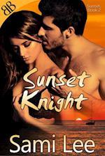 Sunset Knight af Sami Lee