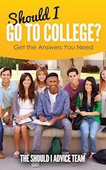 Should I Go to College? (Should I, nr. 1)