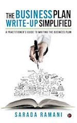 The Business Plan Write-Up Simplified