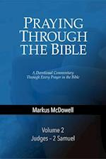 Praying Through the Bible: Volume 2 af Markus Mcdowell