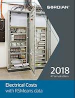 Electrical Costs with RSMeans Data 2018 (MEANS ELECTRICAL COST DATA)
