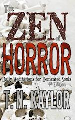 The Zen of Horror af T. N. Kaylor