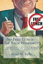 No Free Lunch--Pay Back Welfare!!!