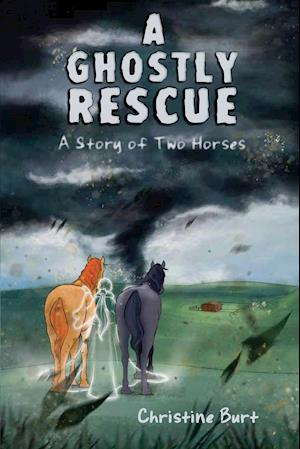 A Ghostly Rescue: A Story of Two Horses