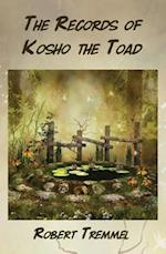 The Records of Kosho the Toad (Laughing Buddha)