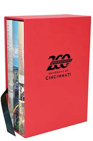 200 Years of the University of Cincinnati - Three Volume Set with Slip Case