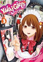 Yokai Girls, Vol. 3 af Kazuki Funatsu