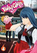 Yokai Girls 4 af Kazuki Funatsu