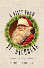 A Visit from Saint Nicholas: Twas The Night Before Christmas With Original 1849 Illustrations