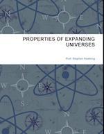 Properties of Expanding Universes