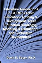 Literature Annotations in Stemps Adult Education