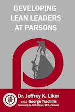 Developing Lean Leaders at Parsons