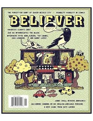 The Believer, Issue 128