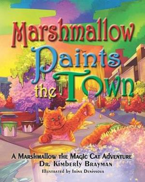 Marshmallow Paints the Town