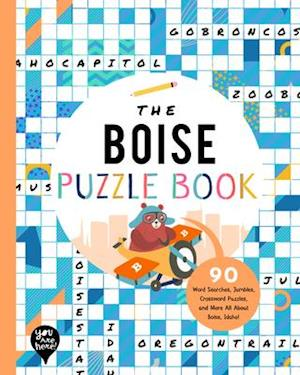 The Boise Puzzle Book