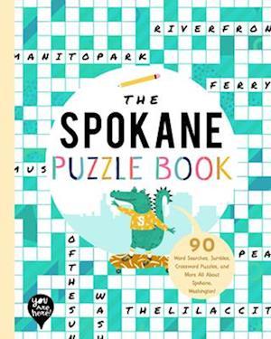 The Spokane Puzzle Book
