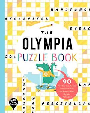 The Olympia Puzzle Book