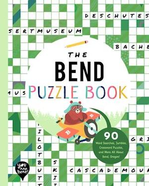 The Bend Puzzle Book