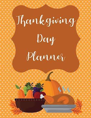 Thanksgiving Day Planner