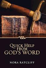 Quick Help from God'S Word