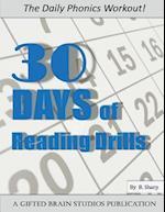 30 Days of Reading Drills