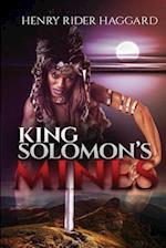 King Solomon?s Mines af H. Rider Haggard