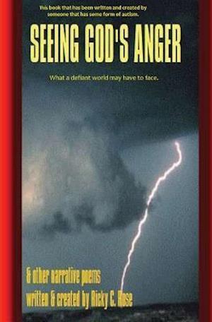 Bog, paperback Seeing God's Anger af Ricky C. Rose