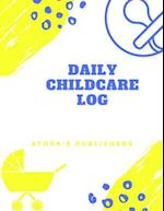 Daily Childcare Log