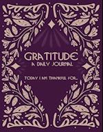 Gratitude a Daily Journal
