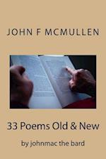 33 Poems Old and New