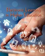 Electronic Learning in Higher Education