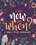Bible Study Workbooks